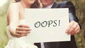 mistakes to avoid when changing your name after marriage