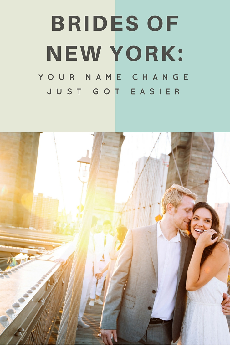 married name change new york